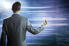 Tecnologie informatiche Fotografia Stock