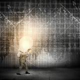 Tecnologie informatiche Immagine Stock