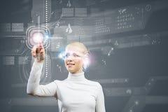 Tecnologie innovarici Immagine Stock Libera da Diritti