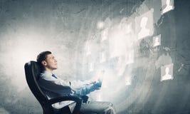 Tecnologie innovarici Fotografia Stock Libera da Diritti