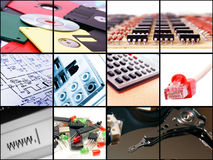 Tecnologie moderne Immagine Stock