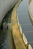 Tecnologie non inquinanti dell'acqua di scarico Immagini Stock Libere da Diritti