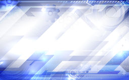 Tecnology background. For your design Royalty Free Stock Photo
