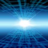 Tecnology Hintergrund Lizenzfreie Stockbilder