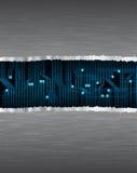 Tecnology theme banner Stock Photos