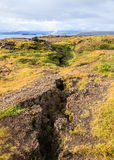 Tectonic Plates Stock Photography
