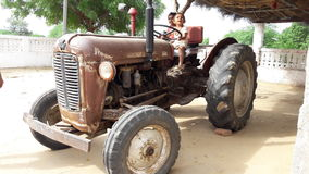 Tectr indien d'agricalchr photo stock
