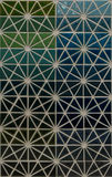 Tecture da telha de mosaico Foto de Stock