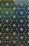 Tecture för mosaisk tegelplatta arkivfoto
