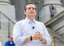 TED Cruz - υπέρ οικογενειακή συνάθροιση Στοκ εικόνα με δικαίωμα ελεύθερης χρήσης