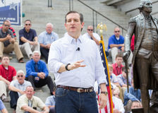 TED Cruz - υπέρ οικογενειακή συνάθροιση Στοκ Εικόνες
