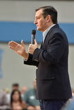 Ted Cruz Campaigns in St. Louis, MO U.S.A. Royalty Free Stock Photography