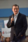 Ted Cruz Campaigns in St. Louis, MO U.S.A. Stock Images