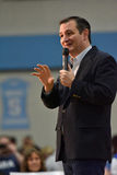 Ted Cruz Campaigns in St. Louis, MO U.S.A. Stock Image