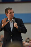 Ted Cruz Campaigns in St. Louis, MO U.S.A. Stock Photos