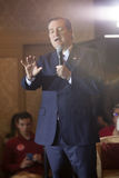Ted Cruz Preaching stock foto