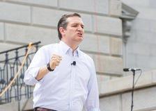 Ted Cruz - Pro Family Rally Stock Photography