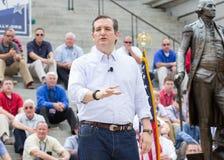 Ted Cruz - pro rassemblement de famille Photo stock