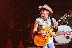 Ted Nugent Stock Photos