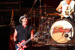 Ted Nugent at Celebrity Theatre in Phoenix AZ Stock Photography
