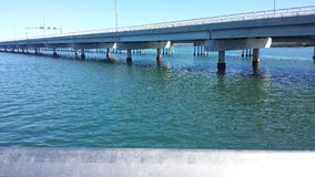 Ted Smout Bridge Royalty Free Stock Photos