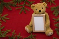 Teddy royalty-vrije stock foto