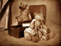 teddy 2 Fotografia Royalty Free