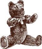 Teddy royalty-vrije illustratie