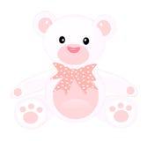 Teddy baby royalty-vrije illustratie