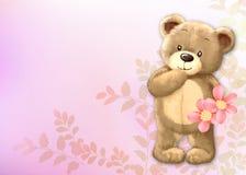Teddy bear 02 Stock Image