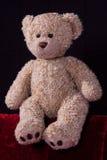 Teddy Bear. Portrait of a brown teddy bear Stock Images