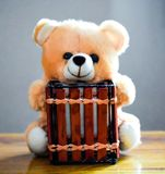 Teddy Bear image stock