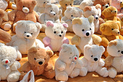 Teddy bear. Group of cute teddy bear Stock Images