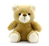 Teddy Bear. A plush Teddy Bear isolated on white Stock Image