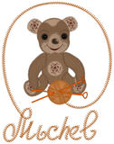 Teddy_bear Royalty Free Stock Image