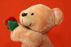 Teddy bear #2 Stock Images