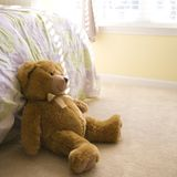 Teddy bear. Royalty Free Stock Photo