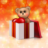 Teddy bear Royalty Free Stock Photos