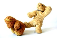 Teddy-bear  Royalty Free Stock Photos