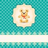 Teddy Bear Photographie stock libre de droits