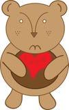 Teddy Bear Vektor Abbildung