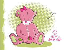 Teddy Bear Illustration de Vecteur