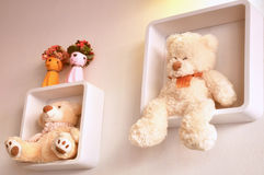 Teddy Bear Fotografie Stock