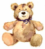 Teddy Bear illustration stock