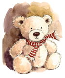 Teddy Bear Illustration de Vecteur