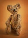 Teddy Bear. A fuzzy antique teddy bear Royalty Free Stock Photography