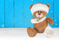 Teddy Bear Stock Afbeeldingen