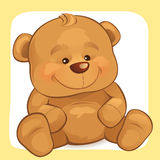 Teddy Bear vector illustratie