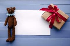 Teddy Bear Lizenzfreies Stockbild
