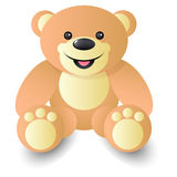 Teddy Bear Stockbild